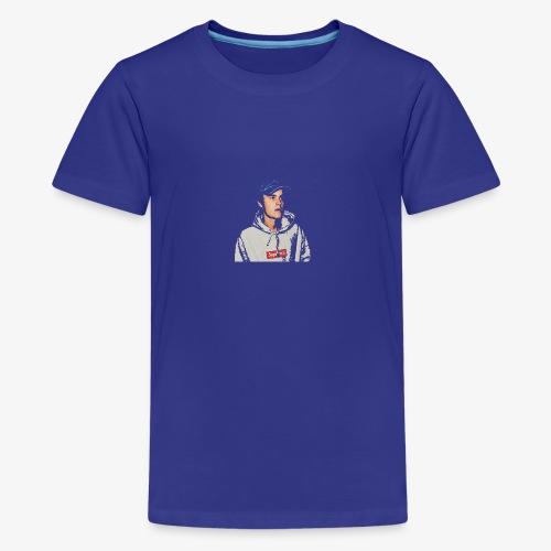 Faded Bizzle - Kids' Premium T-Shirt