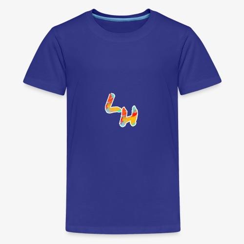 Los Hermanos Logo - Kids' Premium T-Shirt