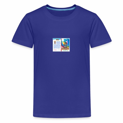 An Essential Book of Good by P fessor Guus cover - Kids' Premium T-Shirt