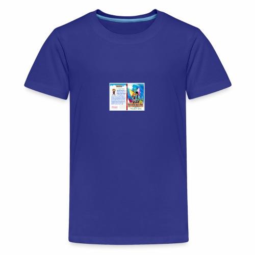 An Essential Book of Good by P fessor Guus cover - Kids' Premium T-Shirt
