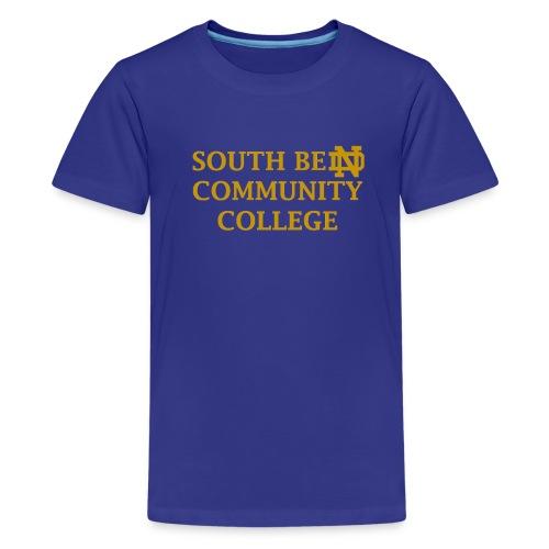 Notre Dame Community College - Kids' Premium T-Shirt