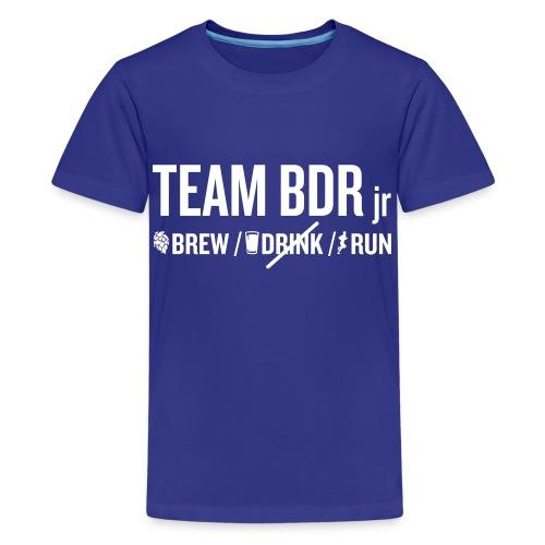 Team BDR Jr - Kids' Premium T-Shirt