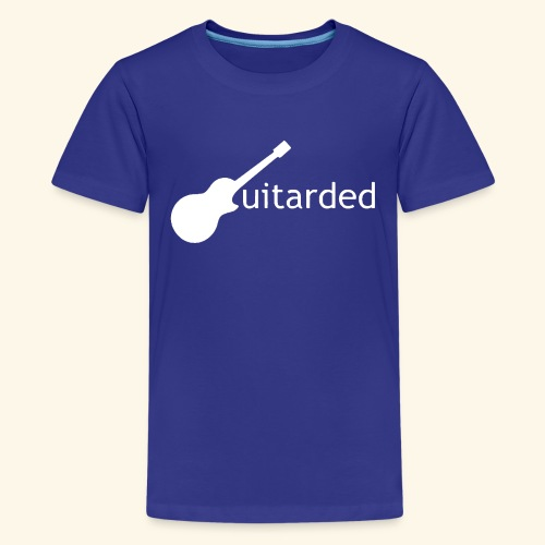 Guitarded - Kids' Premium T-Shirt