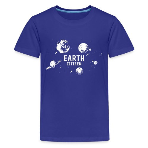 Earth - Kids' Premium T-Shirt