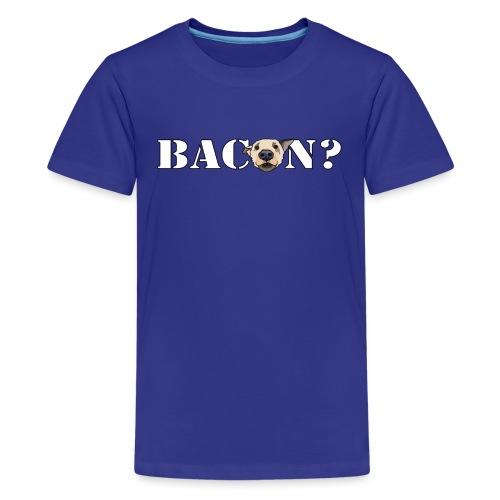 baconsmall - Kids' Premium T-Shirt