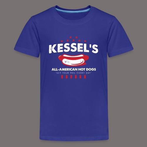 Kessel USA - Kids' Premium T-Shirt