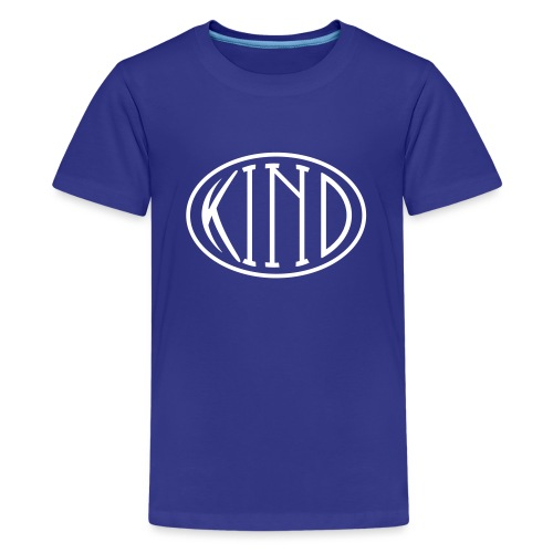 Oval Kind - Kids' Premium T-Shirt