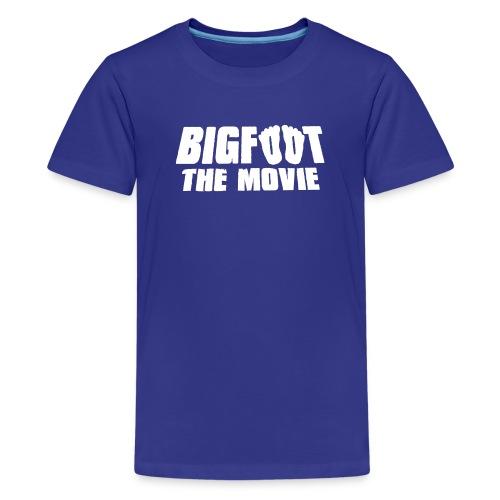 bigfoot the movie - Kids' Premium T-Shirt