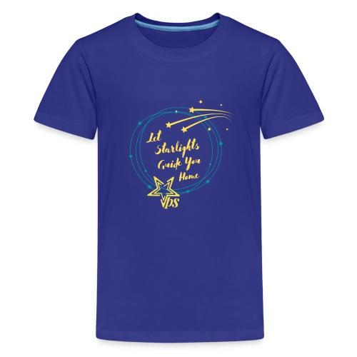 StarlightsYellow - Kids' Premium T-Shirt