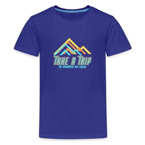 Take a trip - Kids' Premium T-Shirt