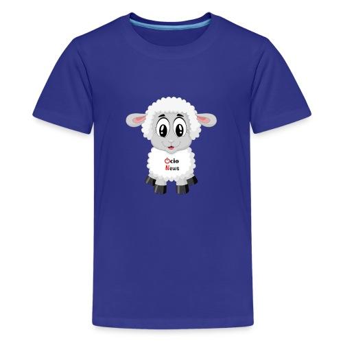 Lamb OcioNews - Kids' Premium T-Shirt