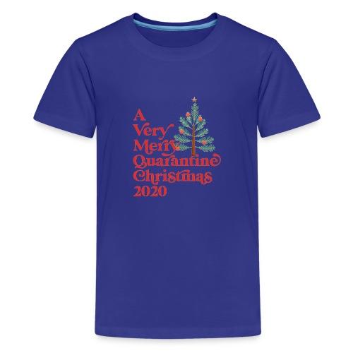 Quarantine Christmas - Kids' Premium T-Shirt