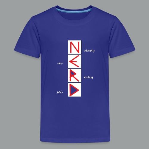 nerd - Kids' Premium T-Shirt