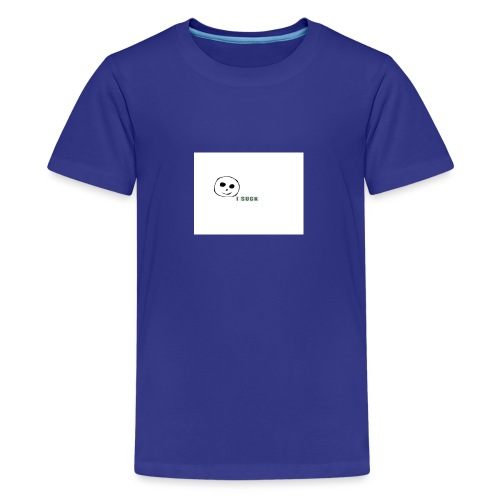 i suck - Kids' Premium T-Shirt