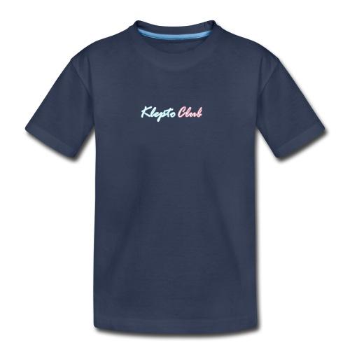 Klepto Club - Kids' Premium T-Shirt