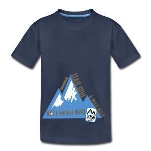 BBQ A Mile High - Kids' Premium T-Shirt