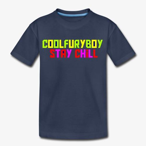 CoolFuryBoy - Kids' Premium T-Shirt