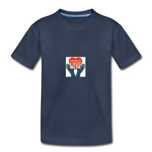 Spreading The Love - Kids' Premium T-Shirt