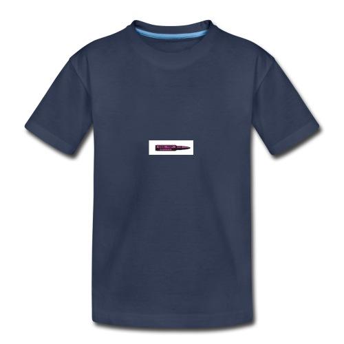 The tiny logo t shirt - Kids' Premium T-Shirt