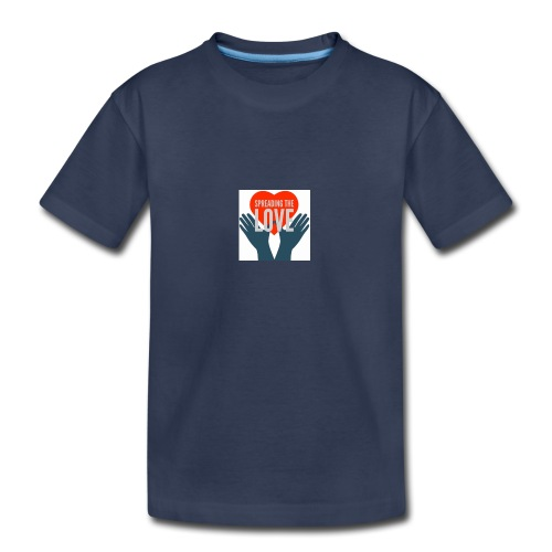 Spreading The Love - Kids' Premium T-Shirt