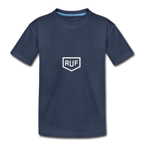 RUF CNU - White Shield - Kids' Premium T-Shirt