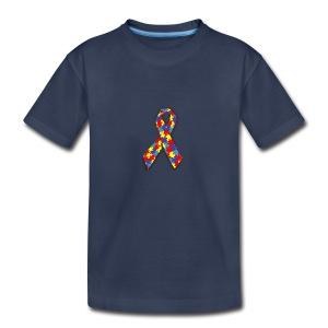 Ruban Asperger - T-shirt premium pour ados