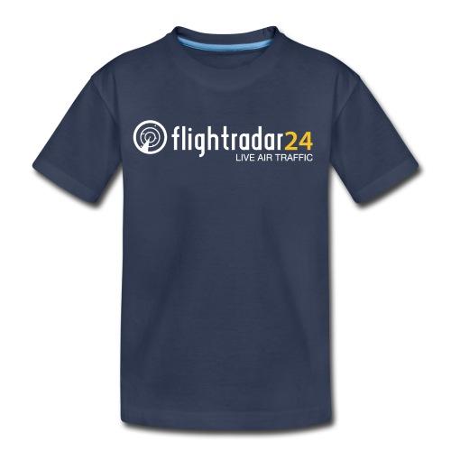 flightradar24 fan club - Kids' Premium T-Shirt