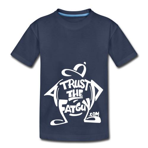 TTFG_White - Kids' Premium T-Shirt