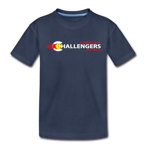logo2w - Kids' Premium T-Shirt