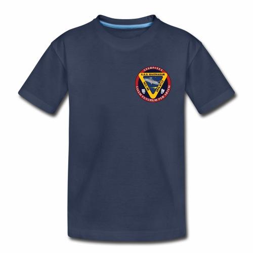 U.S.S. Balthasar NCC-08 Logo - Kids' Premium T-Shirt