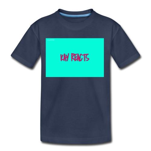 KAY REACTS - Kids' Premium T-Shirt