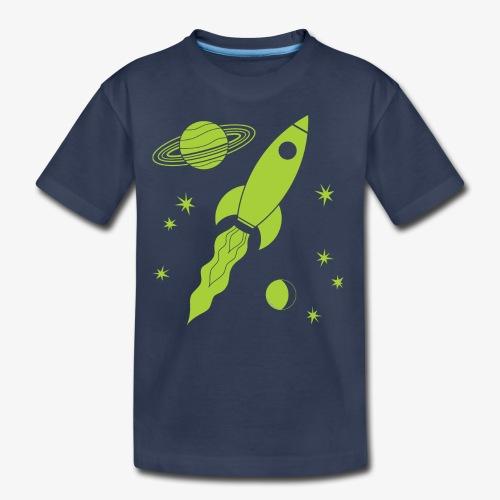 rocket green - Kids' Premium T-Shirt