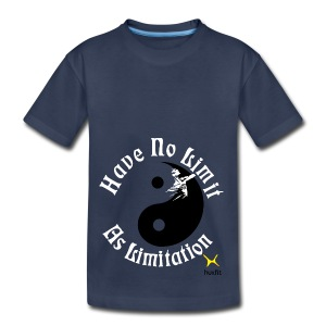 Have No Limit As Limitation - Kids' Premium T-Shirt