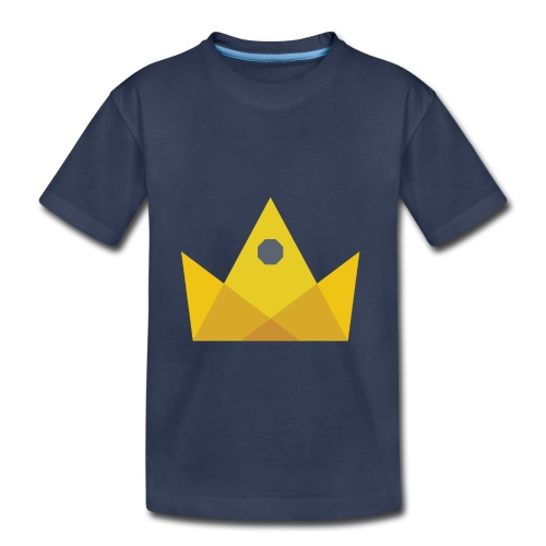 I am the KING - Kids' Premium T-Shirt