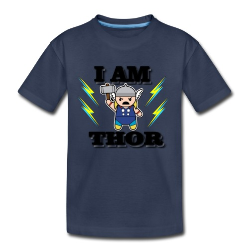 I AM THOR - Kids' Premium T-Shirt