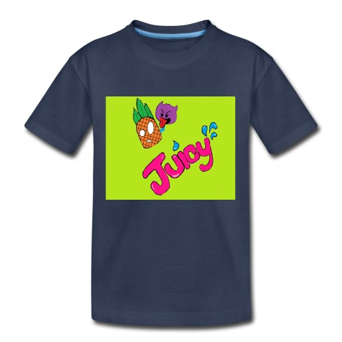 Juicy lime green - Kids' Premium T-Shirt