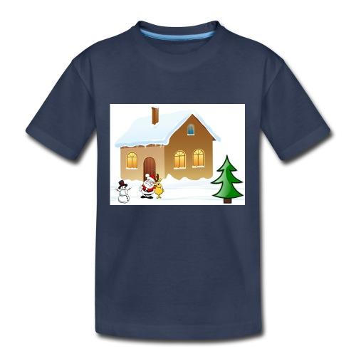 Marry_Christmas - Kids' Premium T-Shirt