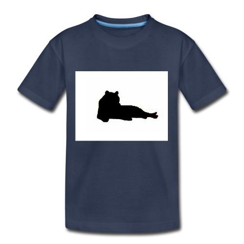 tiggers_noir - Kids' Premium T-Shirt