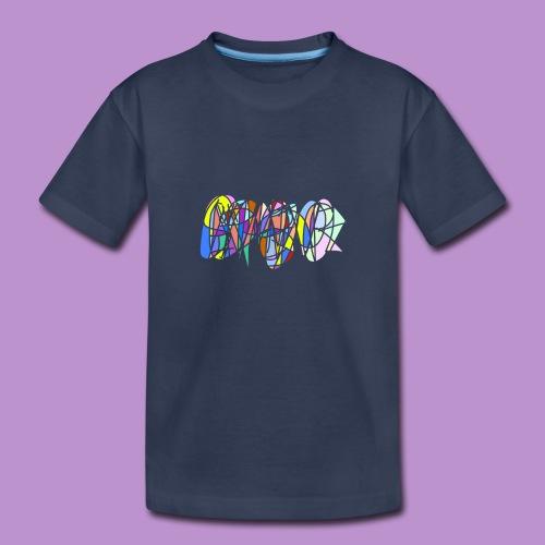 Scribble - Kids' Premium T-Shirt