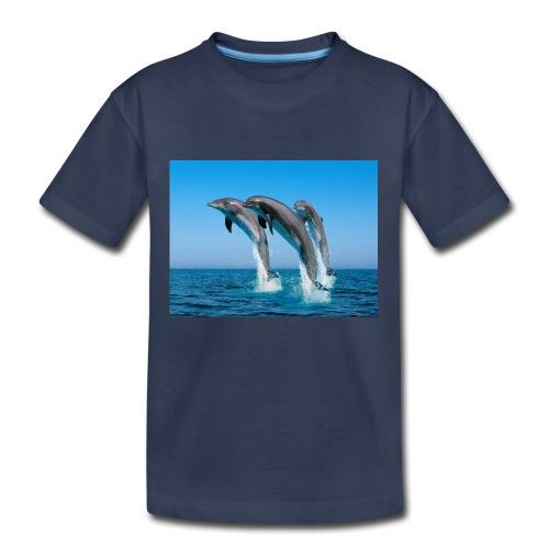 Dolphin Brand - Kids' Premium T-Shirt
