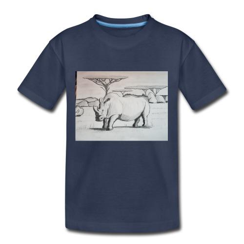 Rhino - Kids' Premium T-Shirt