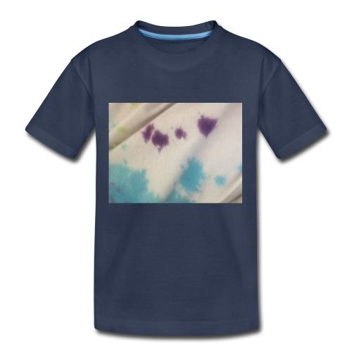 Rainbow (deluxe rnbow clr) - Kids' Premium T-Shirt