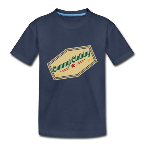 Commyt design 2 - Kids' Premium T-Shirt