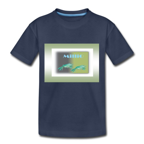 Publicac a o2verde - Kids' Premium T-Shirt