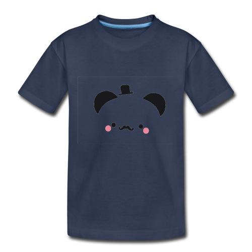 Panda Gentleman - Kids' Premium T-Shirt