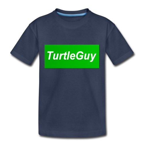 TurtleGuyYT Fan LOGO - Kids' Premium T-Shirt