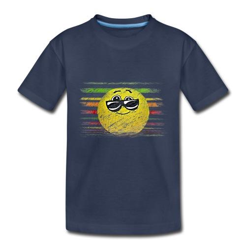 KEEP COOL SMILEY - Kids' Premium T-Shirt