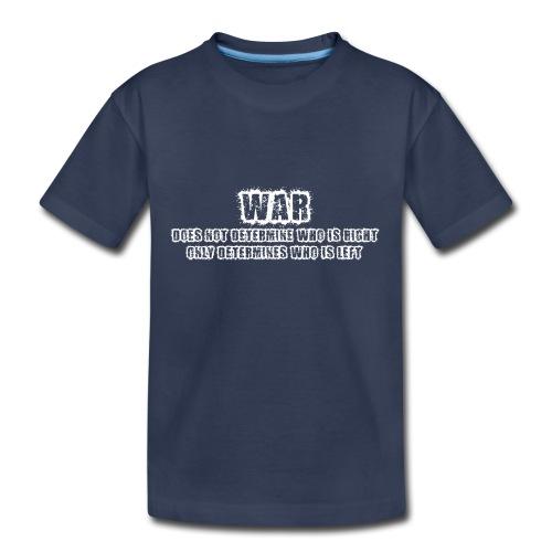 War - Kids' Premium T-Shirt