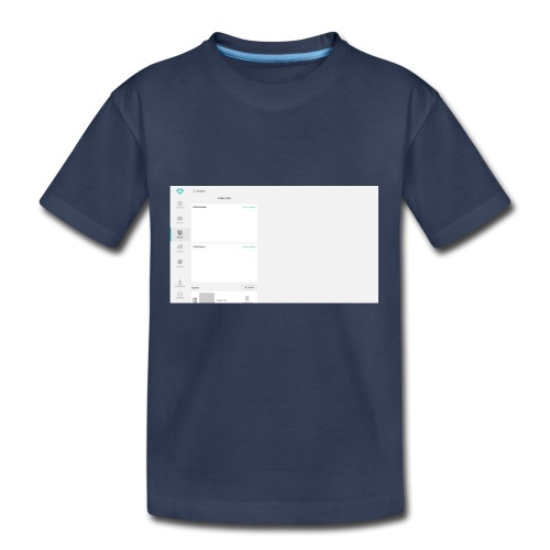 HTMLCSS - Kids' Premium T-Shirt