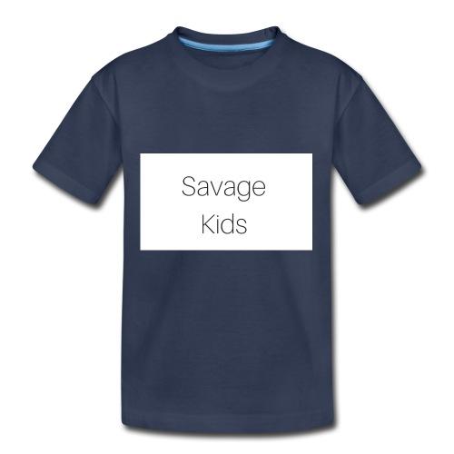 Savage Kids - Kids' Premium T-Shirt